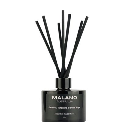 Oakmoss, Tangerine & Brown Sugar Artisan Reed Diffusers