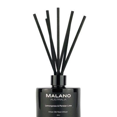 Lemongrass & Persian Lime Artisan Reed Diffuser