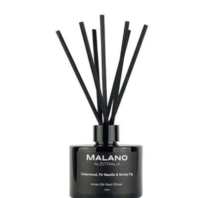 Cedarwood, Fir Needle & Smoky Fig Artisan Reed Diffuser